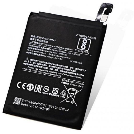 Batteria Originale Xiaomi Note 5 BN45 3900mAh Bulk