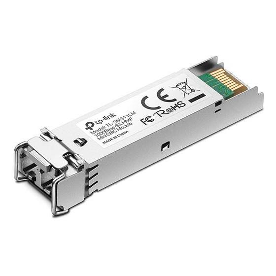 Modulo SFP Mini-GBIC 1000BASE-SX multimodale LC TL-SM311LM