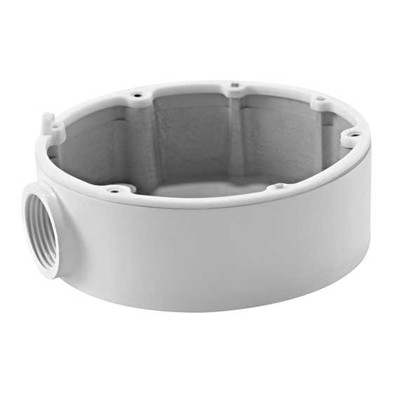 Junction Box per Minidome Camera DS-2CD2145xxx