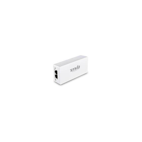 Gigabit Ethernet Power Injector, 30W, 802.3at, 802.3af, 48V
