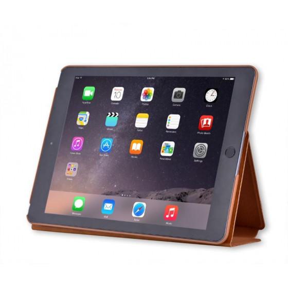 Custodia in Pelle Elite con On/Off iPad Pro 9.7 Marrone
