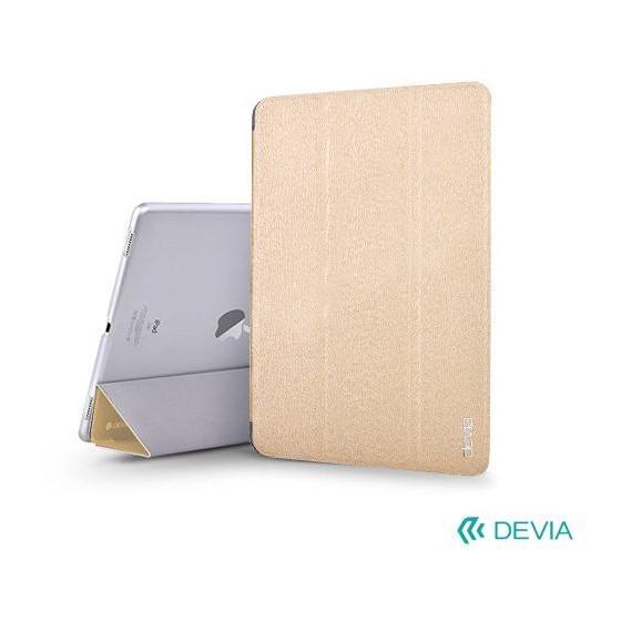 Cover Devia Per iPad Mini 4 con funzione On/Off Oro