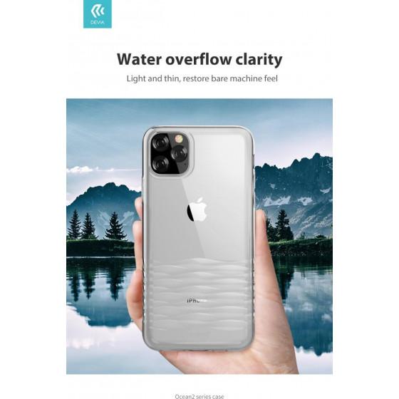 Cover Ocean 2 Protezione Trasparente per iPhone 11 Pro Max