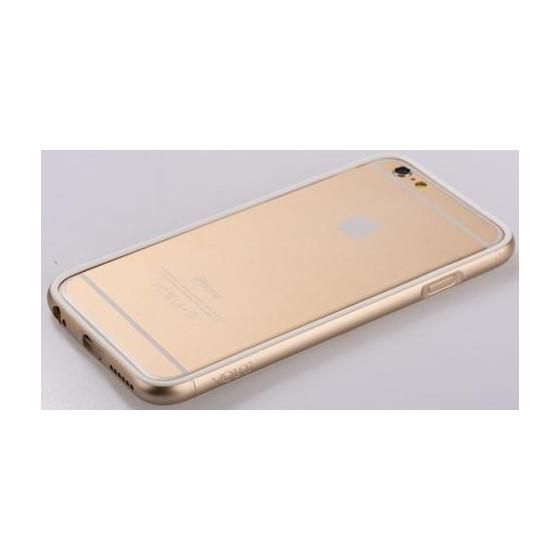 Air Bumper champagne for Iphone 6 PC Super slim