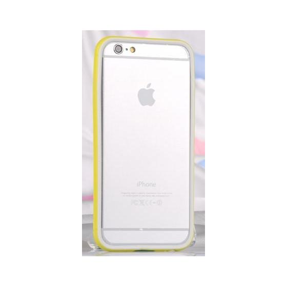 Air Bumper lime green for Iphone 6 PC Super slim