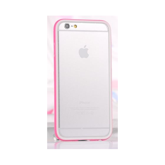 Air Bumper Rose Pink for Iphone 6 PC Super slim
