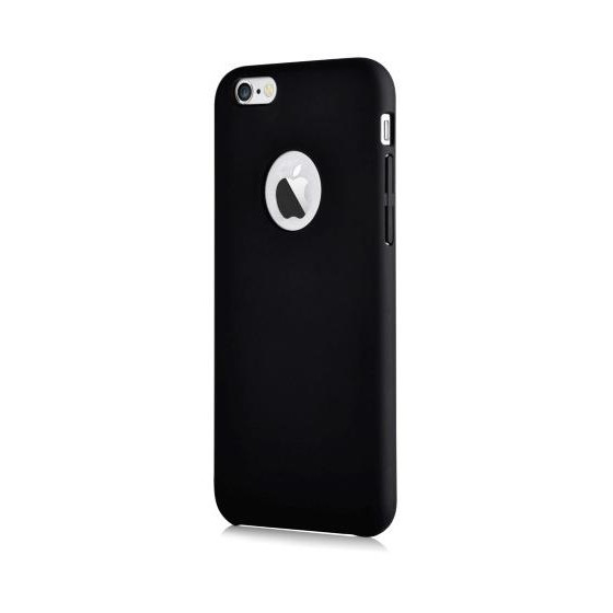 Cover C.E.O. Microfibra iPhone 6/6S Plus Con Vista Logo Nera