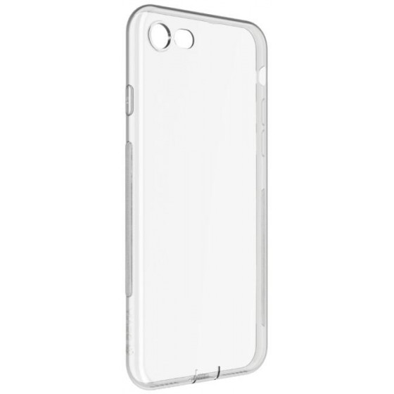 Cover in TPU Morbido Flessibile per iPhone 7 & 8 Trasparente