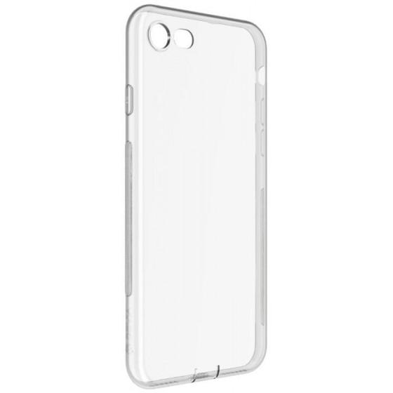Cover in TPU Morbido Flessibile iPhone 7 Plus Trasparente