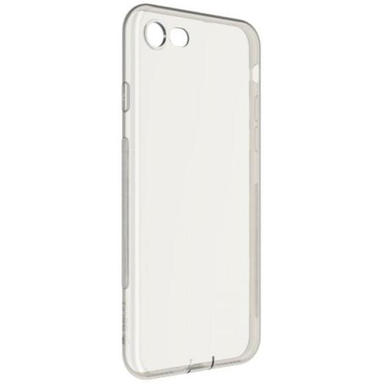 Cover in TPU Morbido e Flessibile iPhone 7 Plus Grigio Fumo