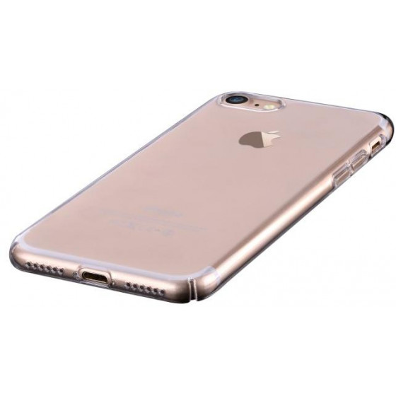 Cover Morbida 0.6 mm Fruit per iPhone 7 Plus Trasparente