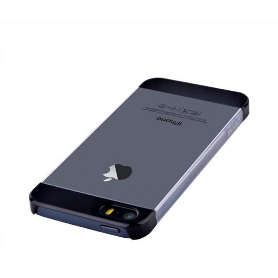 Custodia Protettiva per iPhone 5 5C 5S SE Colore Nero