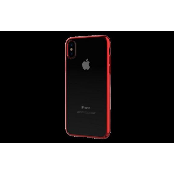 Cover Protezione Glimmer per iPhone X Rossa