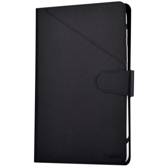 Custodia a Libro Universale per Tablet 8 Pollici Nera