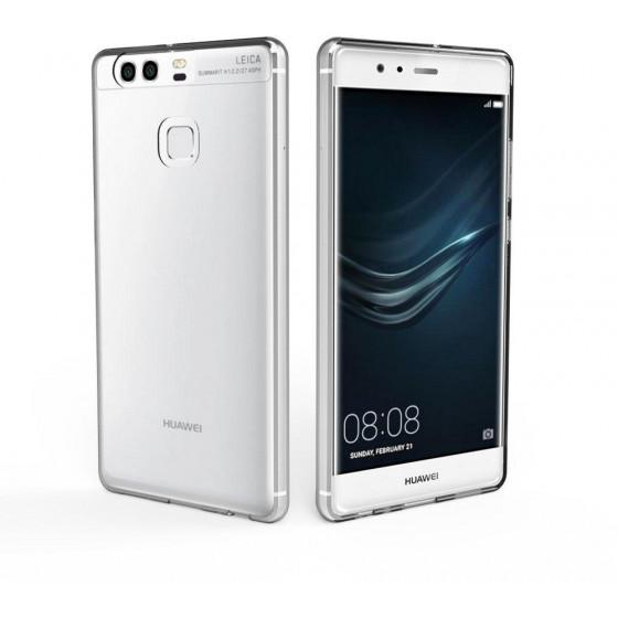 Cover TPU Slim 0.5mm Morbida Per Huawei P9 Lite Trasparente
