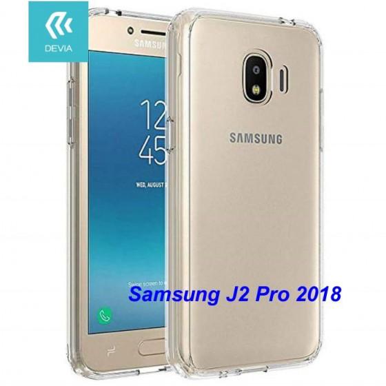 Custodia protettiva morbida per Samsung J2 Pro 2018