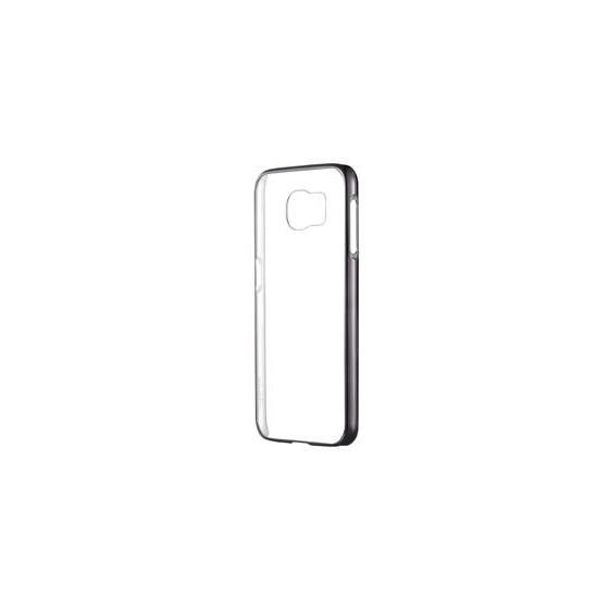 Glimmer Gun Black for Samsung Galaxy S6 Material 0.8mm PC