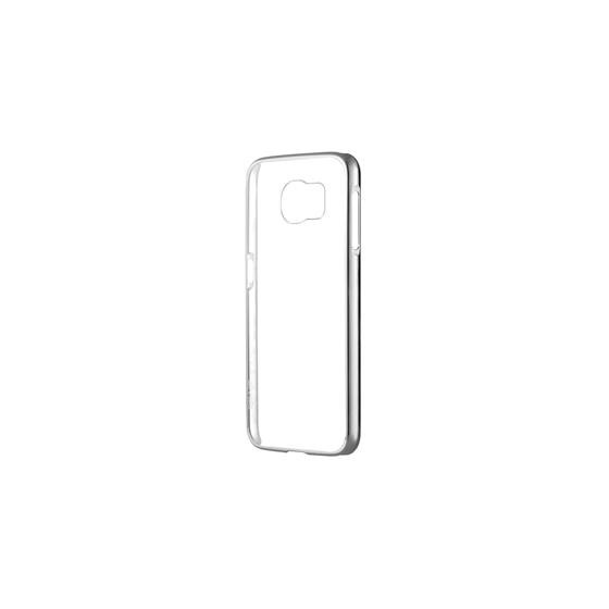 Glimmer Silver for Samsung Galaxy S6  Material 0.8mm PC