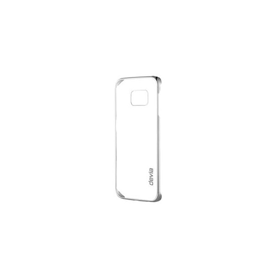 Glimmer Silver for GalaxyS6 Edge Material 0.8mm PC