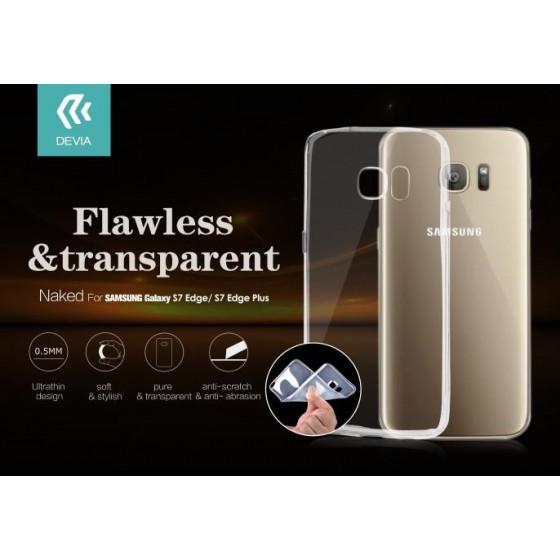 Custodia Protettiva Morbida PET per Samsung Galaxy S7 Edge