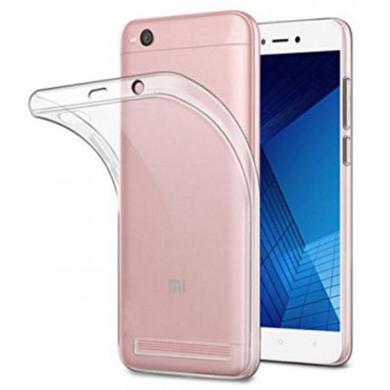 Cover Protezione in silicone morbido per Xiaomi Redmi 5