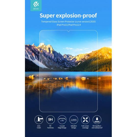 Protezione in vetro temperato per iPad Pro 12.9 2020