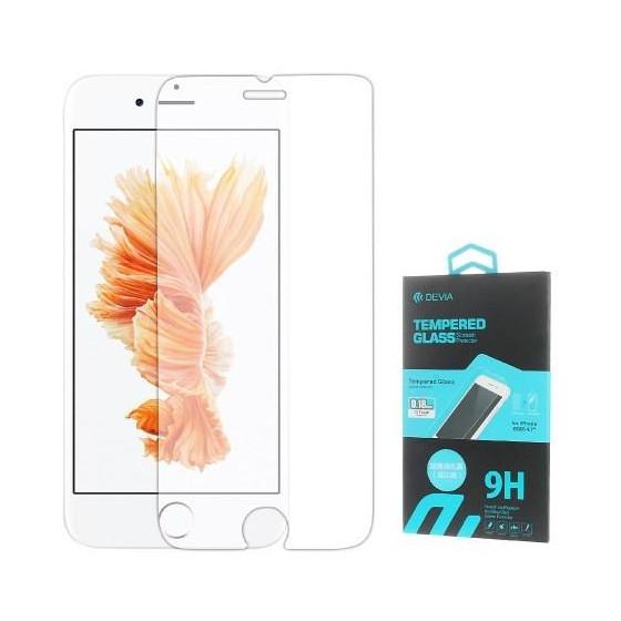 Pellicola Vetro Temperato 9H 0,18 mm per iPhone 6/6S Plus