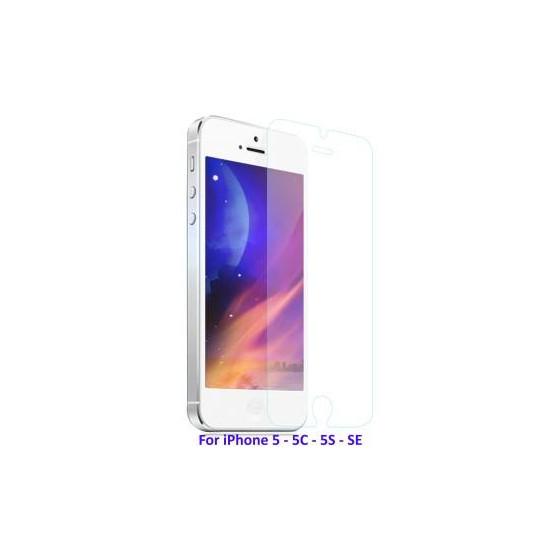 Pellicola DEVIA in vetro temperato 0.26mm iPhone 5 5C 5S SE