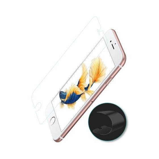 Pellicola in vetro temperato 9H 0.26 mm per iPhone 7 e 8