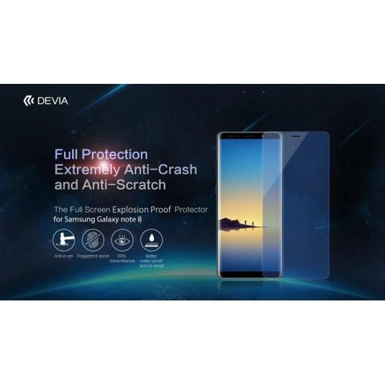 Pellicola Explosion Proof per Samsung Note 8
