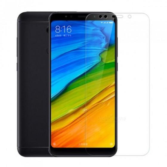 Pellicola in vetro temperato per Xiaomi Redmi 5 trasparente