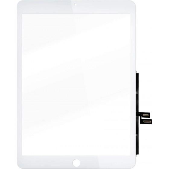 Touch per iPad 7a Gen. 2019 A2197 - A2200 -  A2198 Bianco