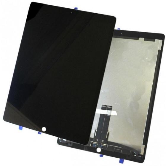 Lcd Touch screen iPad Pro 12.9 2 Gen. Con parti saldate Nero