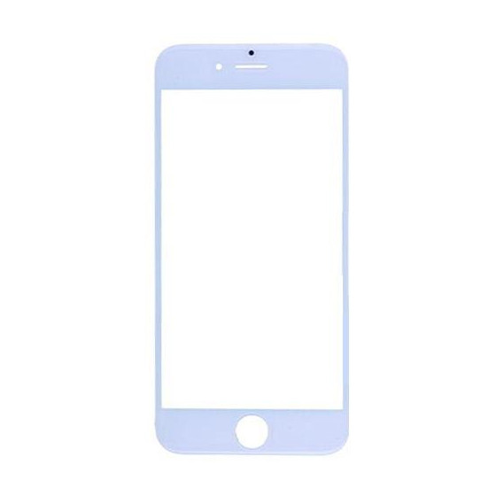 Vetro Touch Screen per iPhone 6 Plus Bianco