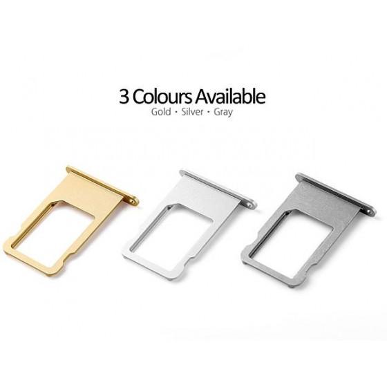 Basetta porta Sim Card per iPhone 6 Plus Oro