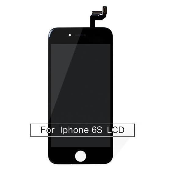 Display LCD Originale LG AAA+ per iPhone 6S Nero