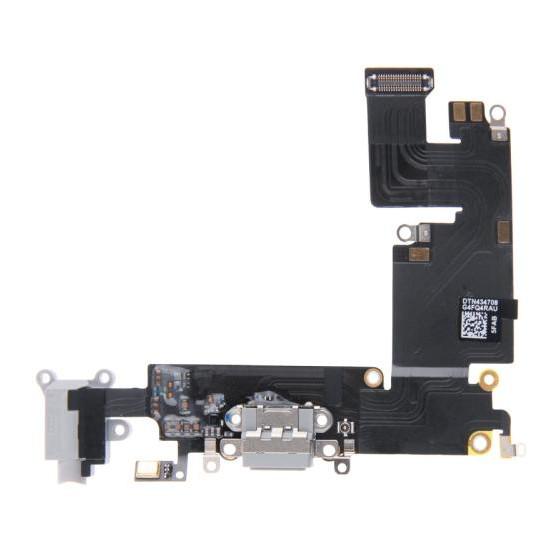 Connettore Carica Dock Foxcon iPhone 6S Plus Grigio Chiaro