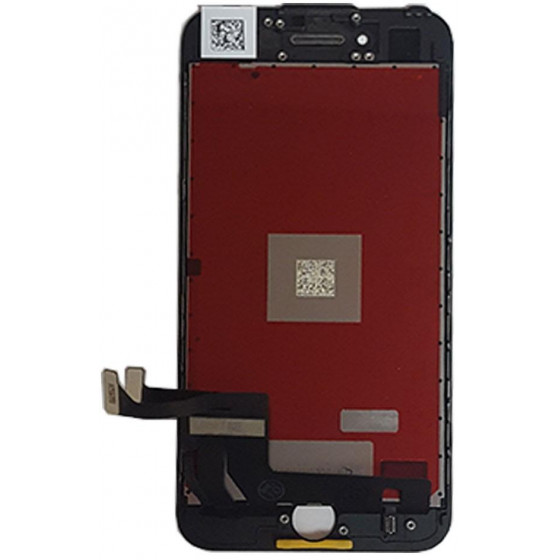 Touch LCD LG o Toshiba AAA+ Per Apple iPhone 7 Nero 4.7''