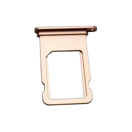 Supporto Sim Slot per iPhone 7 Rose Gold