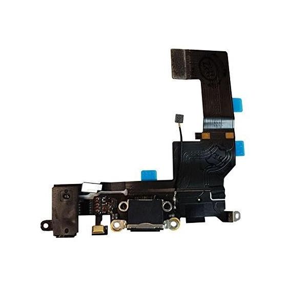 Dock Carica e dati per iPhone SE Nero Originale Foxconn