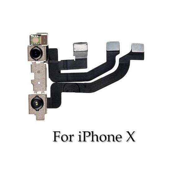 Telecamera frontale e sensore di prossimità per iPhone X