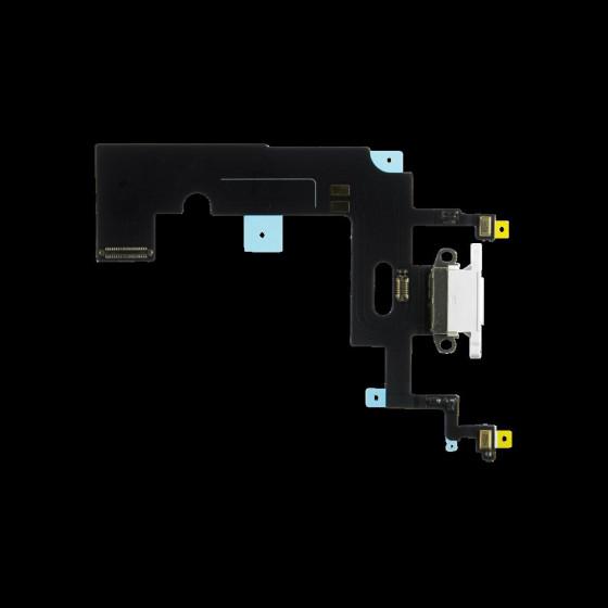 Connettore carica per iPhone XR Bianco