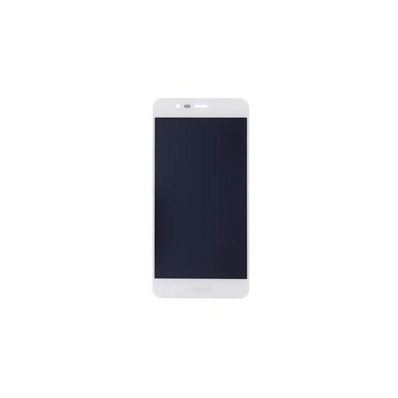 LCD + Touch Originale Asus ZenFone 3 Max ZC520TL Bianco