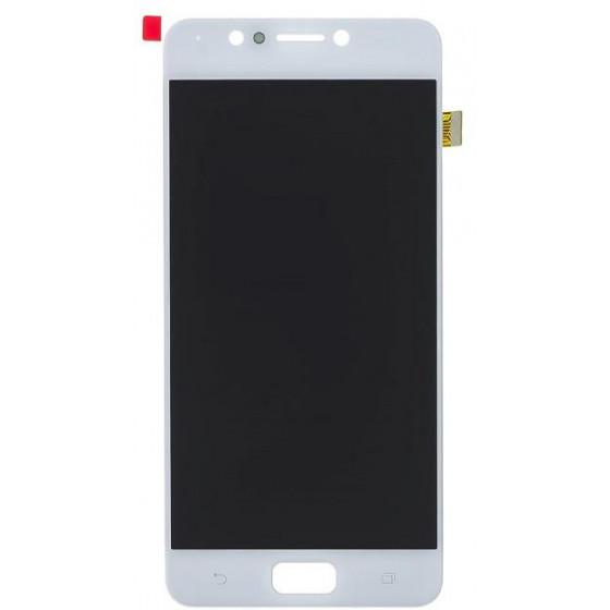 Lcd Originale per Asus ZenFone 4 Max ZC520KL Bianco
