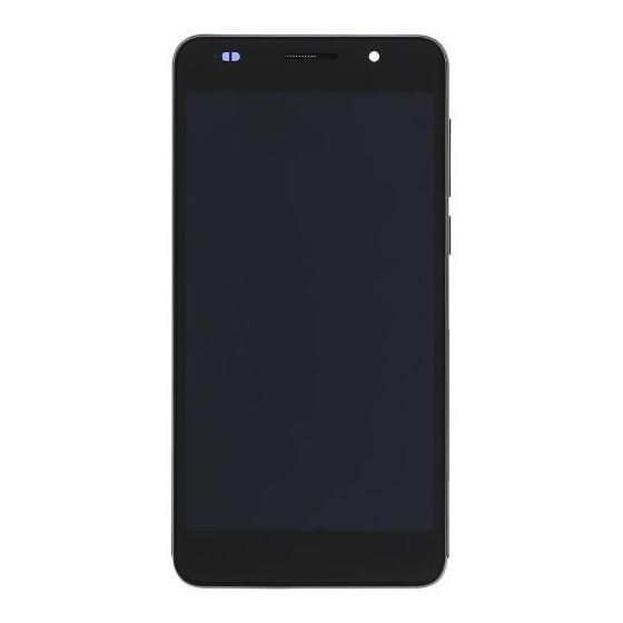 Lcd con Frame Originale per Huawei Honor 6 Nero