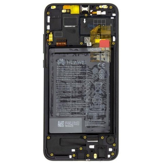 Lcd Huawei Honor 8X - View 10 Lite JSN-L21 S. Pack Nero