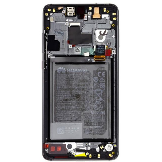 Huawei Mate 20 LCD Display Service Pack 02352ETG Nero