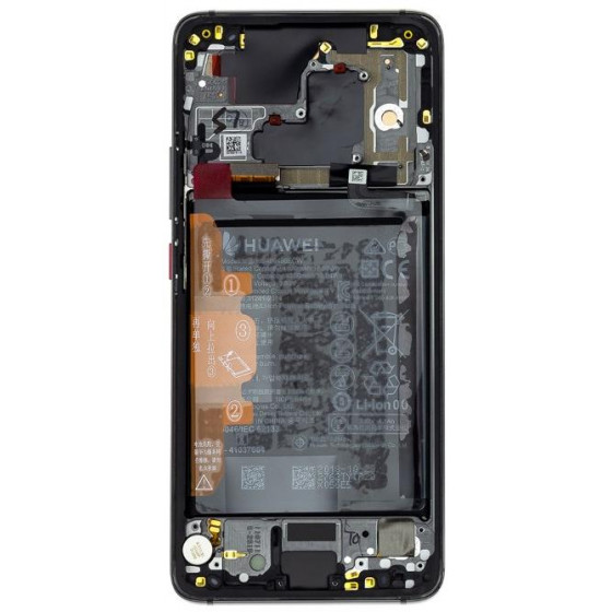 Huawei Mate 20 PRO LCD Display Nero Service Pack