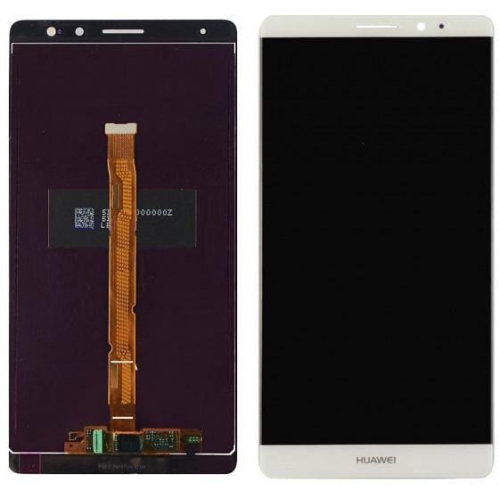 Lcd + Touch per Huawei Mate 8 Bianco