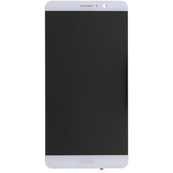 Lcd + Touch con Frame per Huawei Mate 9 Bianco